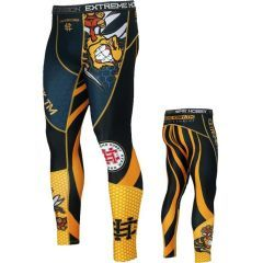 Компрессионные штаны Extreme Hobby Angry Wasp