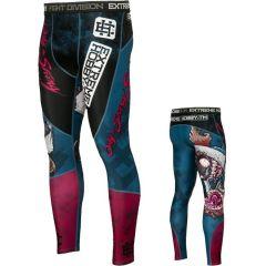Компрессионные штаны Extreme Hobby Monkey