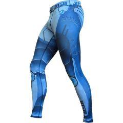 Компрессионные штаны Jitsu Syberia