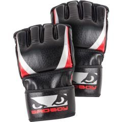 МMA перчатки Bad Boy Pro Series 2.0 black - red