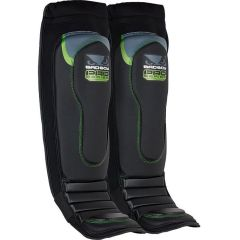 Шингарды BAD BOY Pro Series 3.0 MMA Shin Guards green