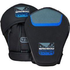 Боксерские фокус-лапы Bad Boy Pro Series 3.0 blue