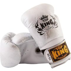 Перчатки боксерские Top King Boxing Snake White