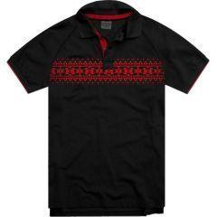 Рубашка-поло Wicked One Shepard black