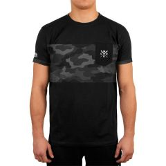 Футболка Wicked One Camo black
