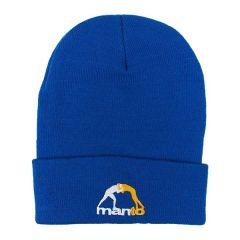 Зимняя шапка Manto Reverse blue