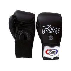 Боксерские перчатки Fairtex BGE2 black