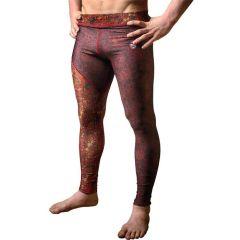 Компрессионные штаны IGWT Khokhloma Collection