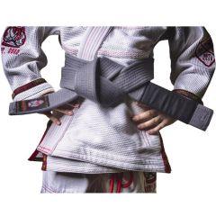 Детский Пояс для кимоно БЖЖ IGWT gray