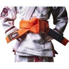 Детский Пояс для кимоно БЖЖ IGWT orange