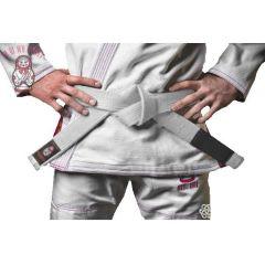 Пояс для кимоно БЖЖ IGWT white
