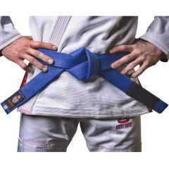 Пояс для кимоно БЖЖ IGWT blue