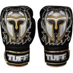 Боксерские перчатки Tuff Gladiator Black