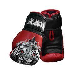 Боксерские перчатки Tuff Tiger Red