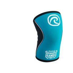 Наколенник Rehband 105315 Crossfit Games Turquoise 5 мм