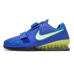 Штангетки Nike Romaleos 2 Hyper Cobalt - White - Electric Yellow