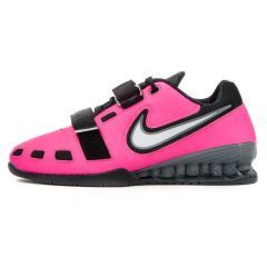 Штангетки Nike Romaleos 2 Pink Blast - White - Black - Cool Grey