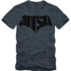 Футболка Jitsu Dark Knight dark gray