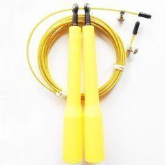Скоростная скакалка Heavy Sport SR-3 yellow