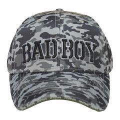 Бейсболка (кепка) Bad Boy Bad Camo 93