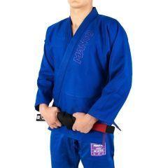 Кимоно (ГИ) для БЖЖ Manto Clasico blue