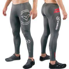 Компрессионные штаны Virus Stay Warm gray