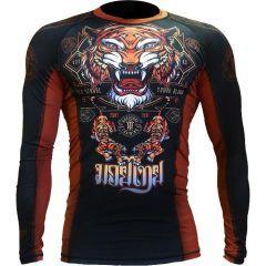 Рашгард Hardcore Training Tiger