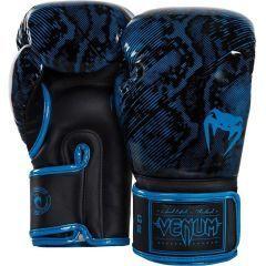 Боксерские перчатки Venum Fusion black - blue