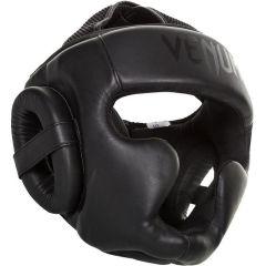 Боксерский шлем Venum Challenger 2.0 black