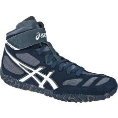 Борцовки Asics Aggressor 2 blue - gray