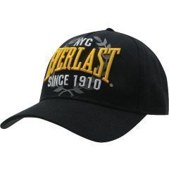 Бейсболка EVERLAST 1910 black - yellow