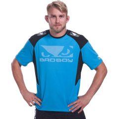 Тренировочная футболка Bad Boy Performance Walk blue