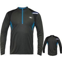 Олимпийка Bad Boy Fitness black - blue