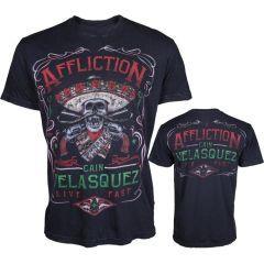 Футболка Affliction Cain Velasquez UFC 188