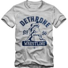 Футболка Dethrone Wrestlers