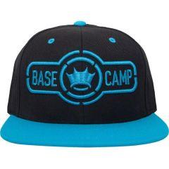 Бейсболка Dethrone Base Camp blue