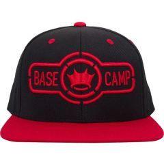Бейсболка Dethrone Base Camp red