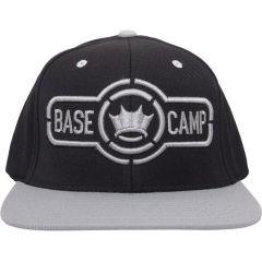 Бейсболка Dethrone Base Camp gray