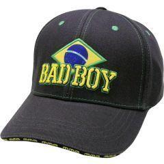 Бейсболка (кепка) Bad Boy Brazilian black