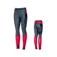 Женские компрессионные штаны Extreme Hobby Rapid Red