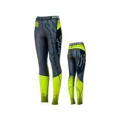 Женские компрессионные штаны Extreme Hobby Rapid green