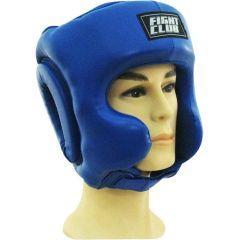 Боксёрский шлем Fight Club blue