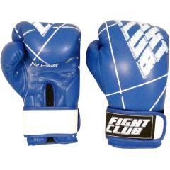 Боксерские перчатки Fight Club 12 Oz blue