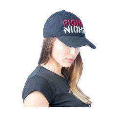 Бейсболка Fight Nights с рваным козырьком