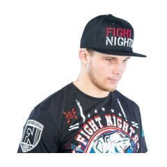 Снэпбэк Fight Nights black