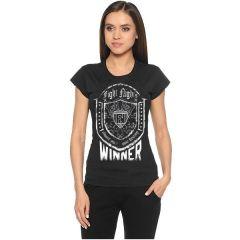 Женская футболка Fight Nights Winner
