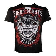 Футболка Fight Nights Bushido