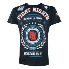 Футболка Fight Nights Victory black
