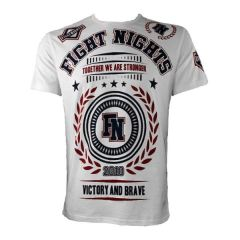 Футболка Fight Nights Victory white
