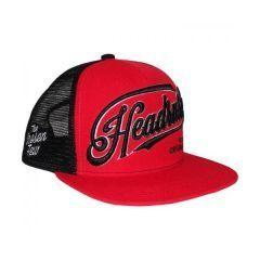 Бейсболка(кепка) Headrush victory red - black